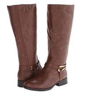 Life Stride Xena Buckled Small heeled Boots